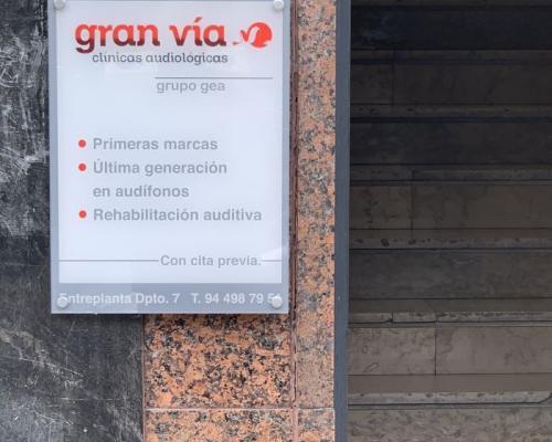Audifonos Gran Via Bilbao