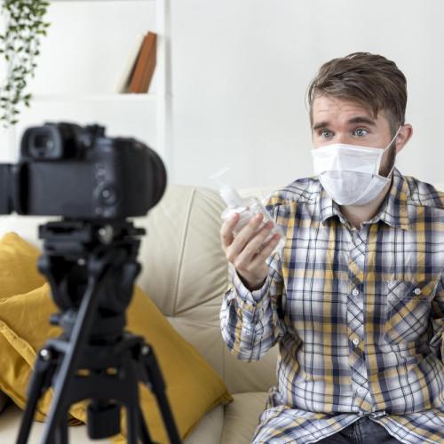 Producción de spots publicitarios para televisión y redes sociales