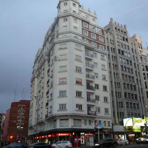 Rehabilitación Hotel