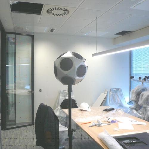 Oficinas Torre Cristal
