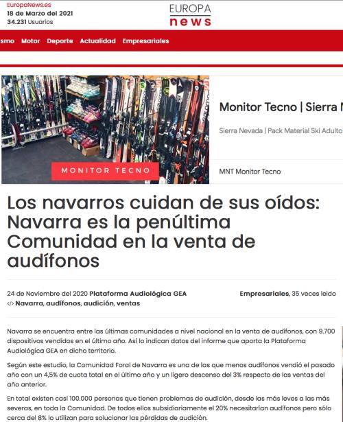 Navarra en Europa News