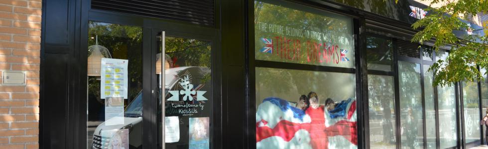 Escuela de inglés T&T Las Rosas Madrid
