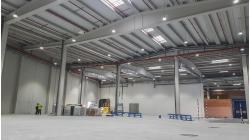Construcción de Almacén para empresa multinacional
