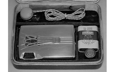 Orígenes del audífono: el audífono portátil