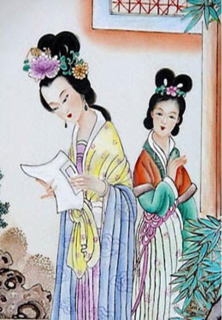 Un cuento para compartir: Shia Tsu y la suegra