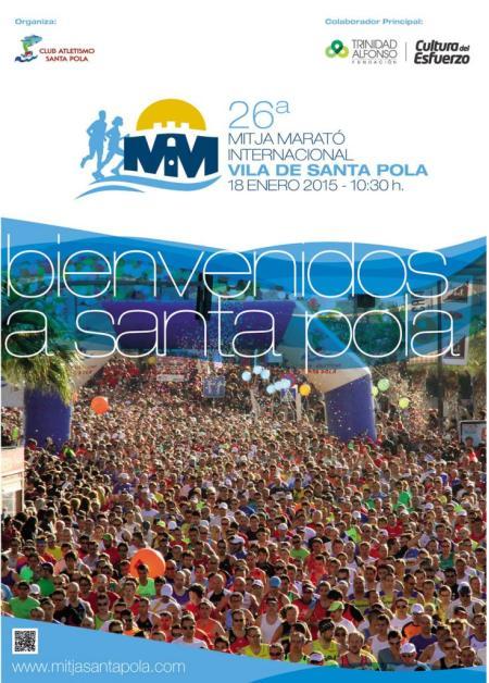 Media Maratón de Santa Pola