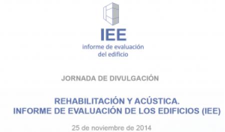 INFORME ACÚSTICO DE EVALUACIÓN DEL EDIFICIO I.E.E.