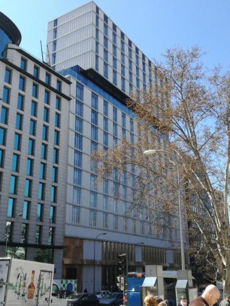 CONFORT ACÚSTICO en hoteles de 5 estrellas