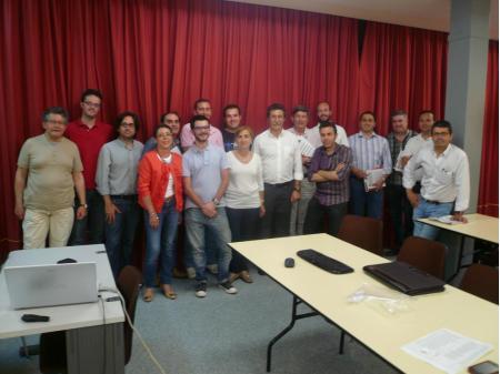 Curso de Acústica en el Colegio Oficial de Aparejadores de Ciudad Real