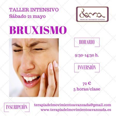 TALLER INTENSIVO BRUXISMO - ALIVIA TU MANDÍBULA