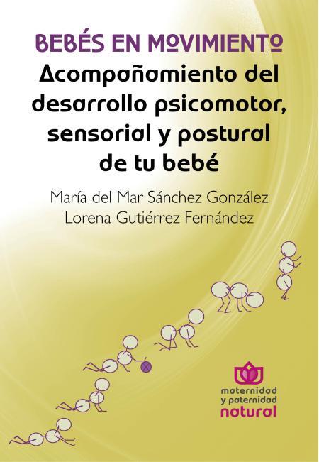 """Libro """"Bebés en Movimiento"""" ya a la VENTA"""
