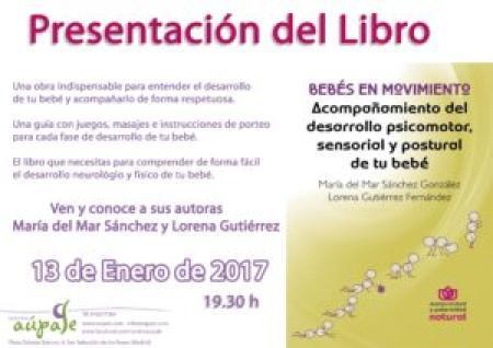 """PRESENTACIÓN DE """"BEBÉS EN MOVIMIENTO"""" ENERO"""
