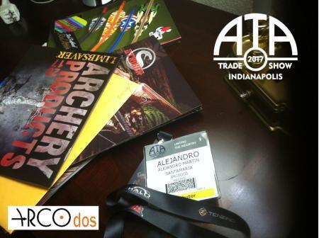 2017 ATA SHOW – ARCODOS INDIANAPOLIS (USA)