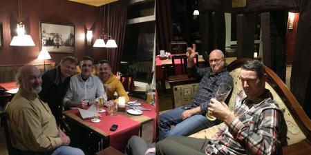 VISITA FERIA TRADICIONAL PADERBOW 2018.