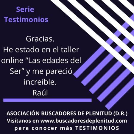 Nuestros Clientes dan Testimonio: Raúl