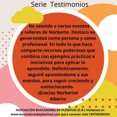 Nuestros Clientes dan Testimonio: Alberto