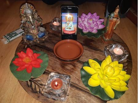 Sistemas de meditación centrados en el espíritu por Kevin Schoeninge