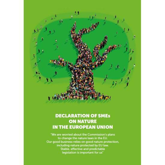 También estamos reconocidos por la UE