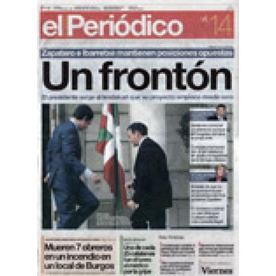 EL PERIODICO 14-01-2005