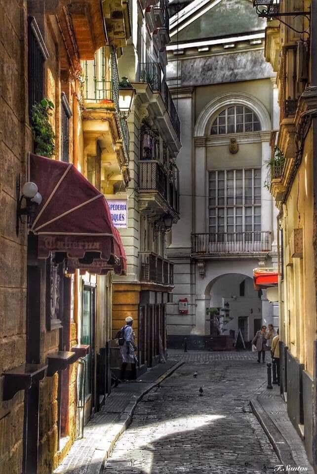 Taberna flamenca El Marqués de Cádiz