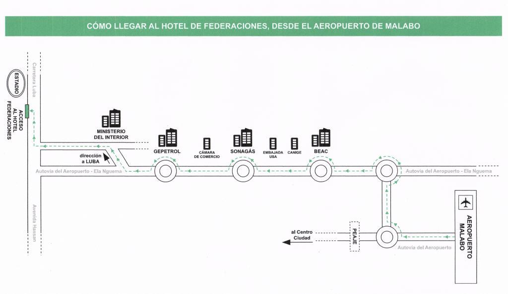 Hotel de Federaciones